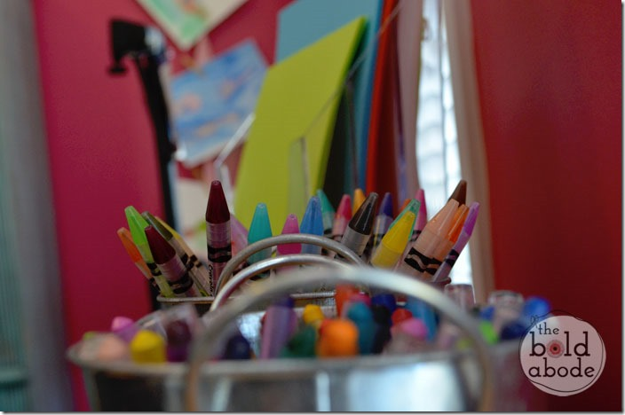 Crayola Crayon Buckets