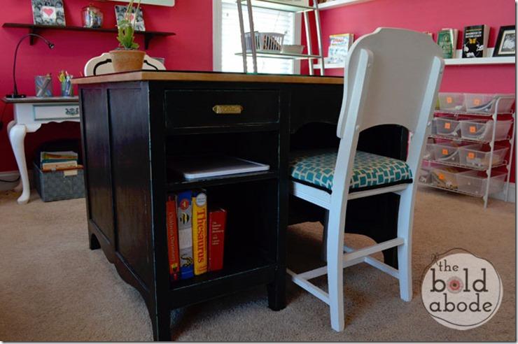 Two Sided School Desk