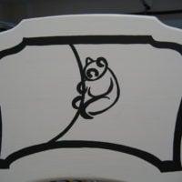 Upholstery DIY: Panda Chairs Part 2