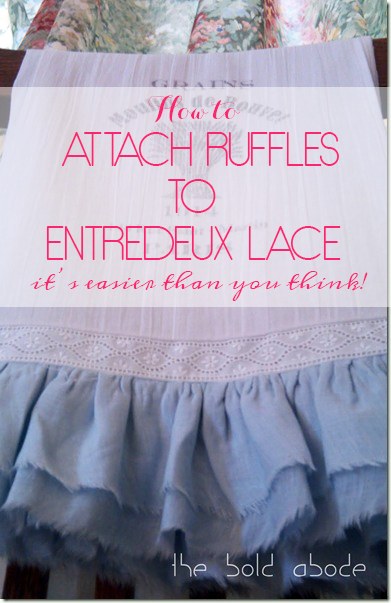How-to-attach-Ruffles-to-Entredeux-Lace