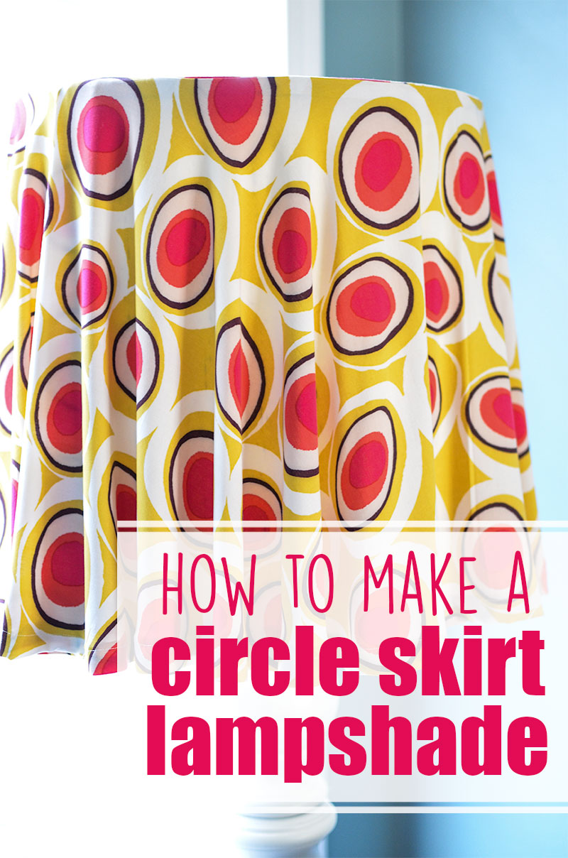 circle-skirt-lampshade