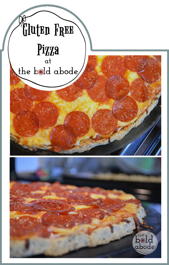 Gluten Free Friday: Pizza in Disguise