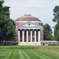 The Breathtaking Lawn at UVA