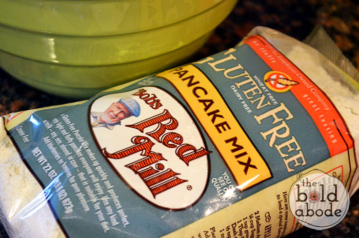 gluten free mix