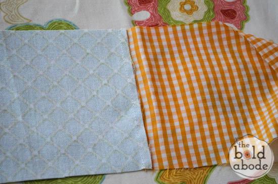 how to make an apron waistband-1