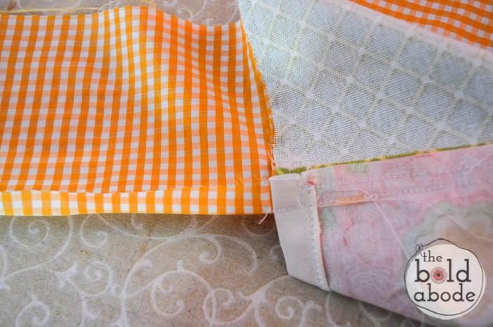 how to make an apron waistband-3