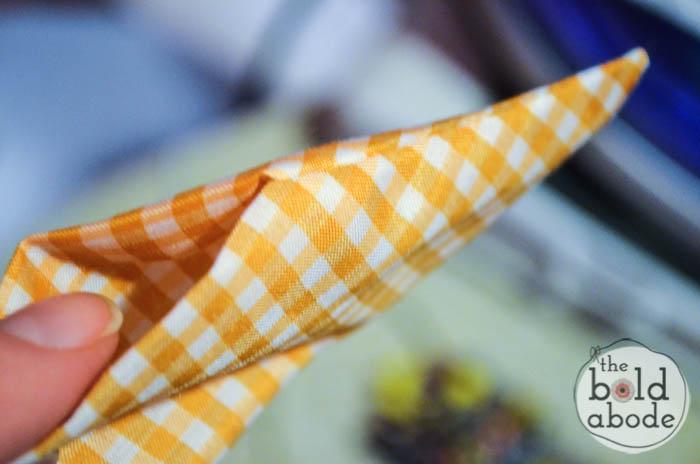 how to make an apron waistband-6
