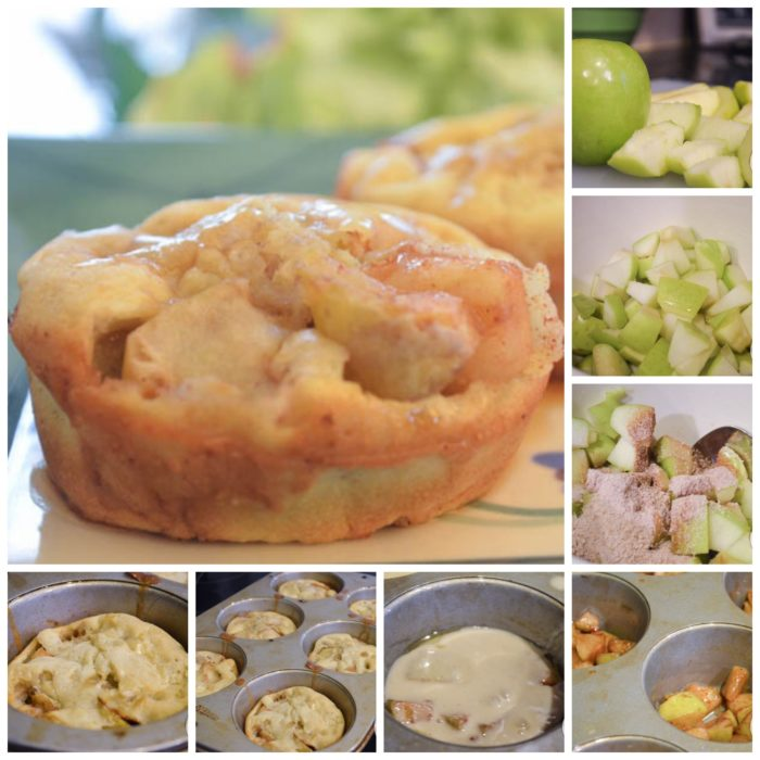 Apple Popovers