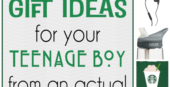 10 Awesome Christmas Gift Ideas for Teenage Boys