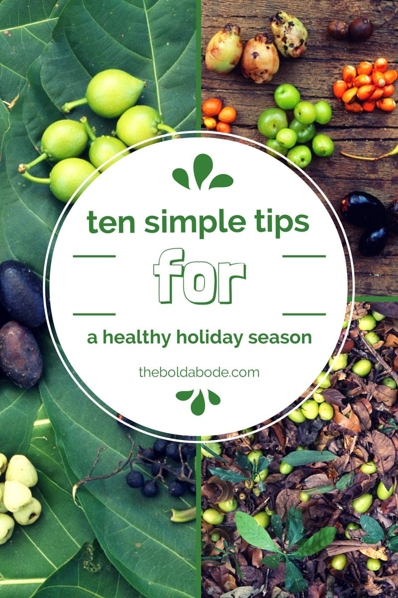 ten simple tips