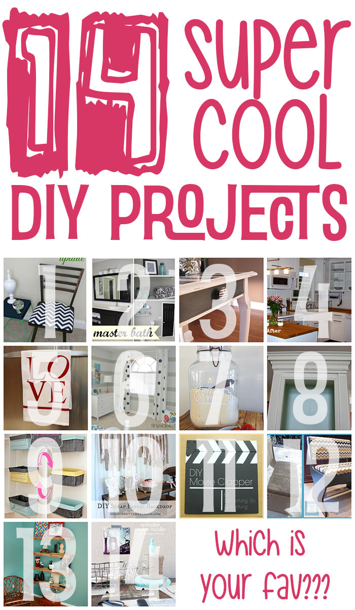 14 super cool diy projects especially number 13 for Super cool diy projects