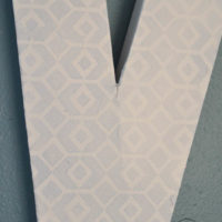 How to Create a White Textured Pattern with Just Paint