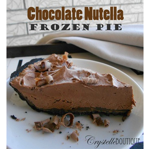 choc-nutella-pie