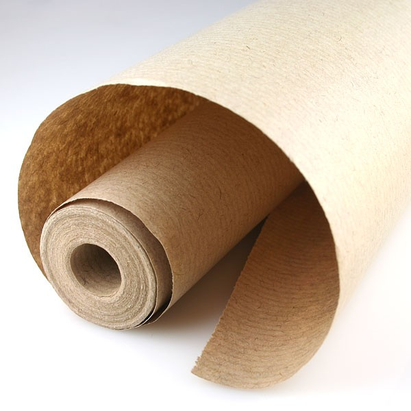 Brown Wrapping Paper 8 Meter Roll The Bold Abode