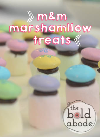 How to make these super-cute Marshmallow treats for you very own walking trash compactors! {Mine LOVED them!}