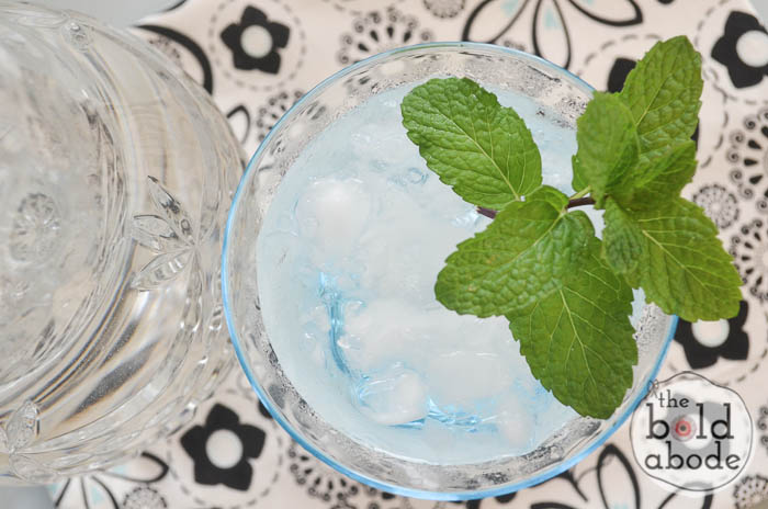 peppermint water-2