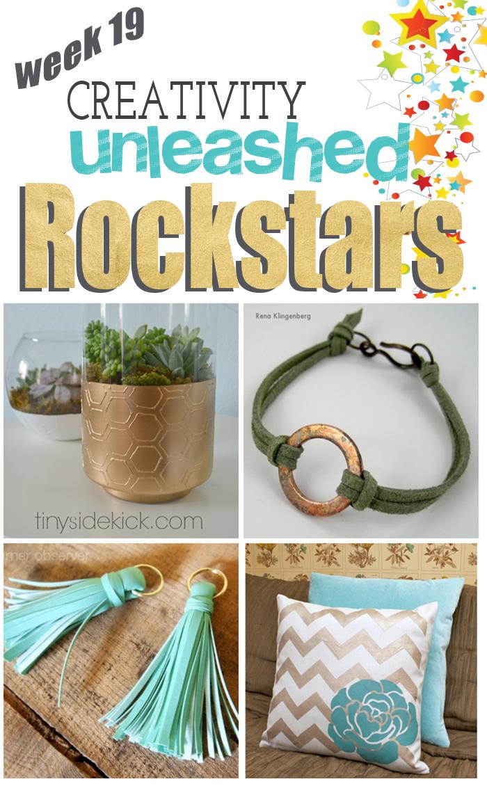 4 amazing DIYs! Come vote for your favorite!