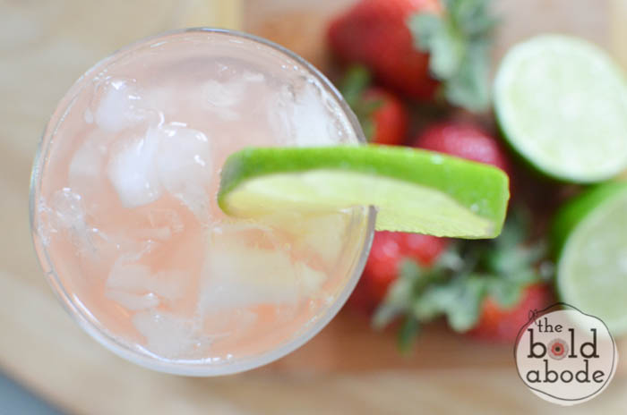Sparkling Strawberry Limeade-7
