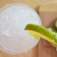 Sparkling Margarita Water