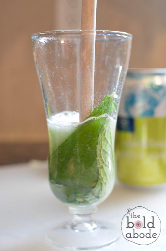 sparkling mojito water-4
