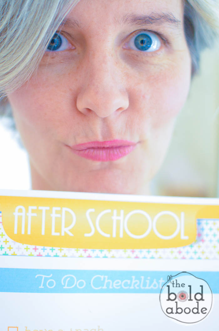 after school checklist-2