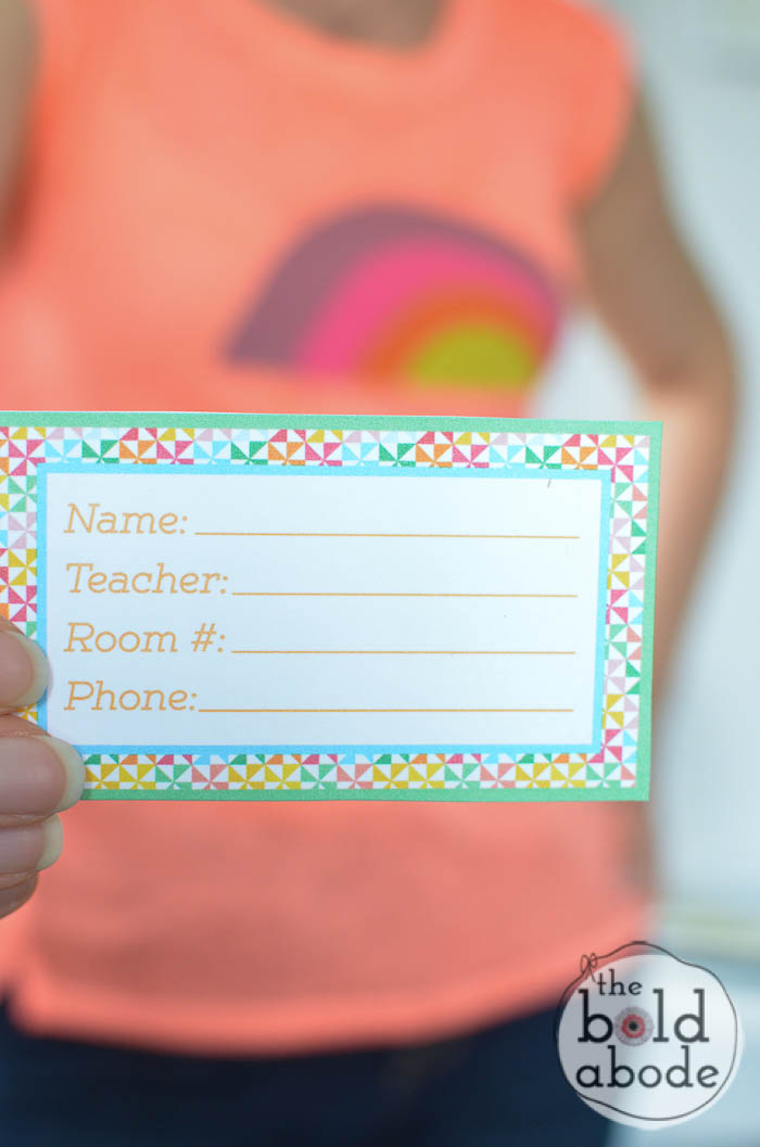 photo regarding Printable Backpack Tags known as Backpack Reputation Tag Template Sante Website