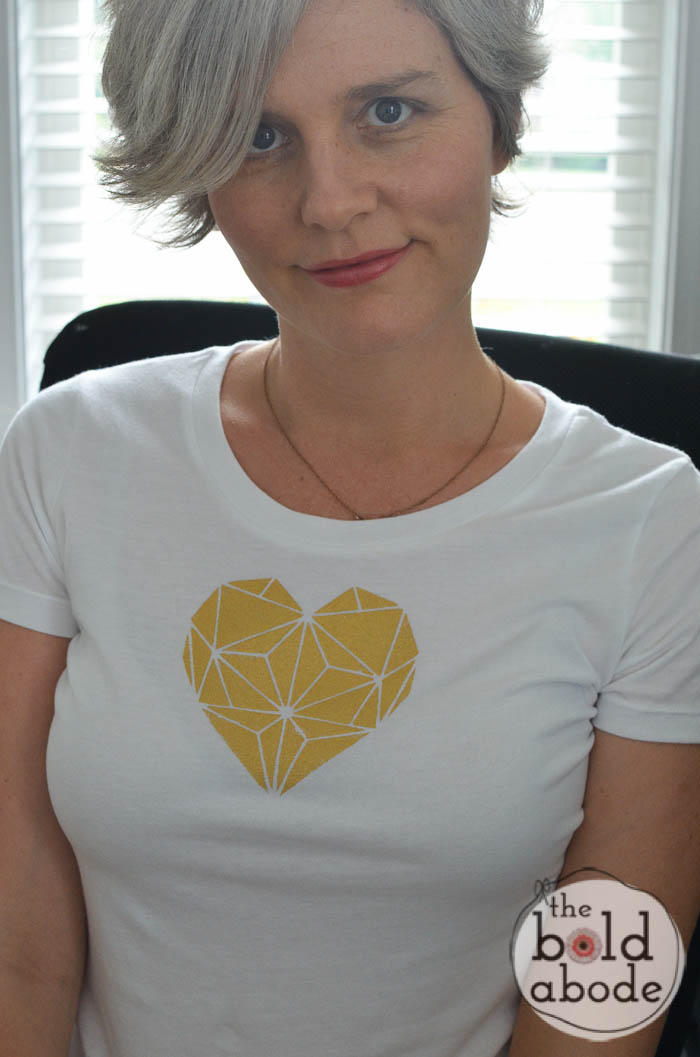 geometric heart t-shirt-14