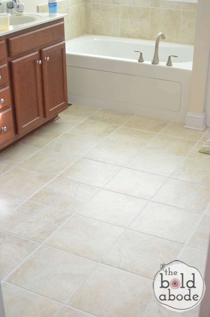 how to renew grout-19