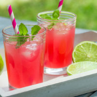 Cosmopolitan Recipe Inspired Sparkling Water