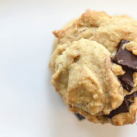 gluten free chocolate chip cookies-3