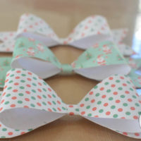Super Cute Christmas Bows
