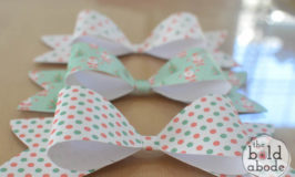 super cute christmas bows-3