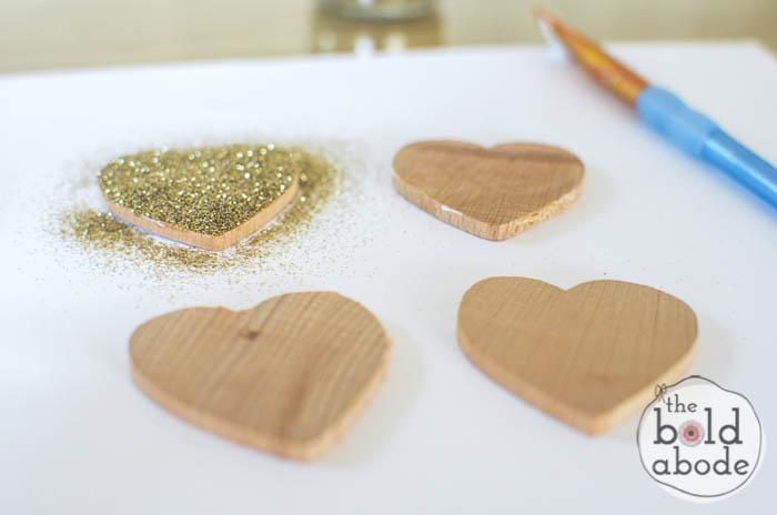 glitter heart magnets-4