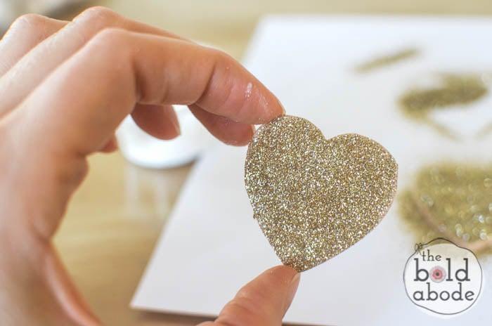 glitter heart magnets-6