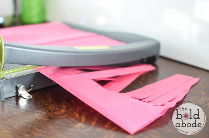 tissue paper tassels-3