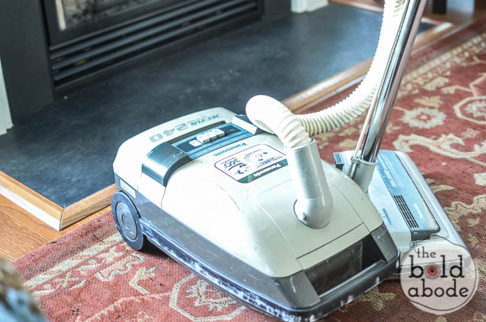 How to Freshen a Stinky Vacuum Cleaner