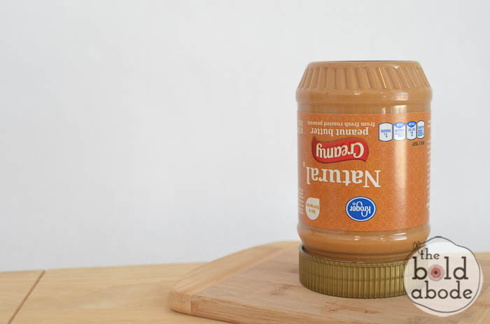 Have you been doing it all wrong?  Here's the Right Way to Store Natural Peanut Butter from theboldabode.com!