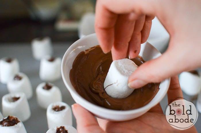 nutella stuffed marshmallows-4