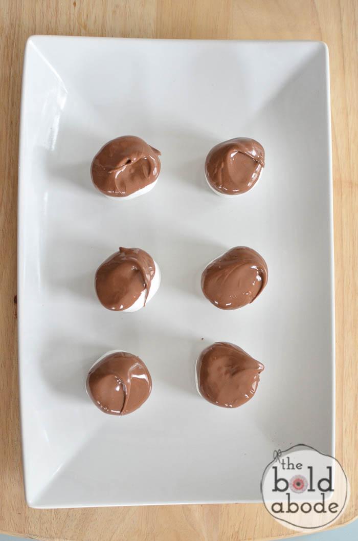 nutella stuffed marshmallows-7