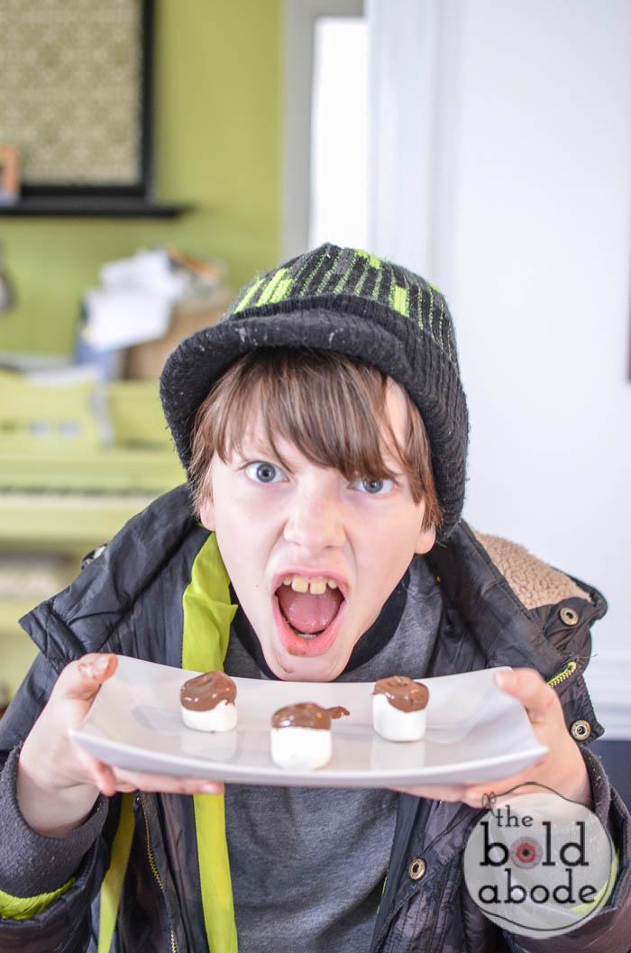 nutella stuffed marshmallows-9