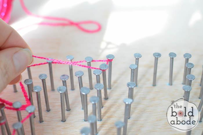 shazam string art-11