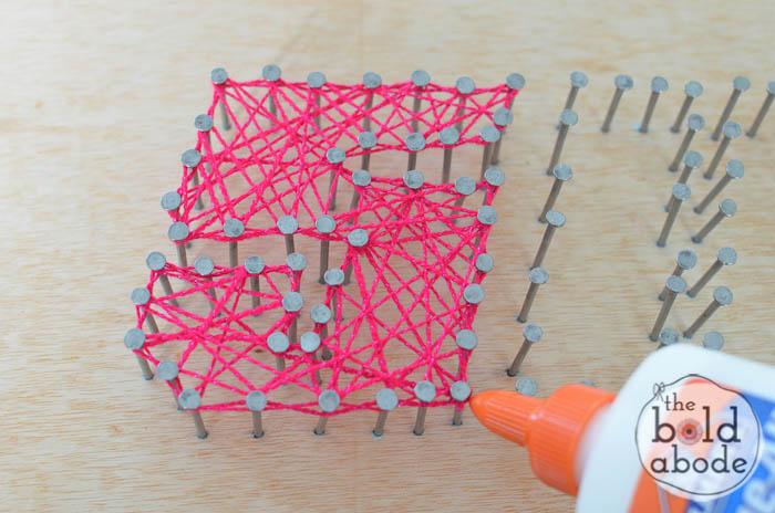 shazam string art-14