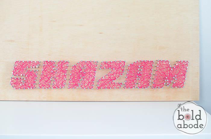 shazam string art-16