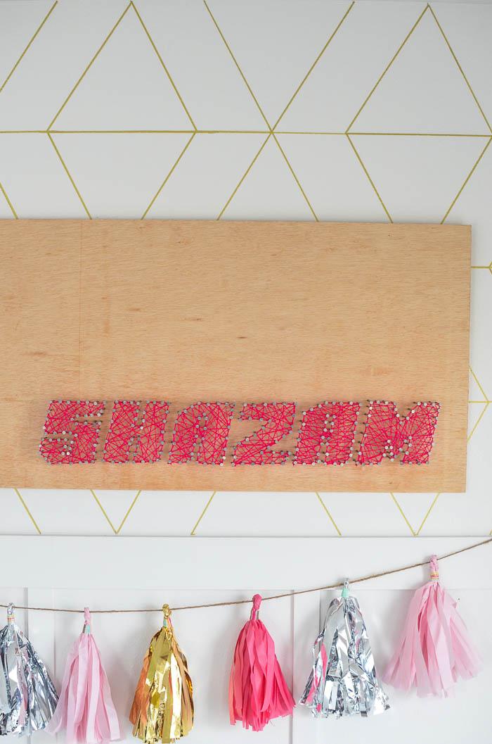 shazam string art-21
