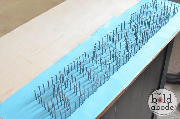 shazam string art-6
