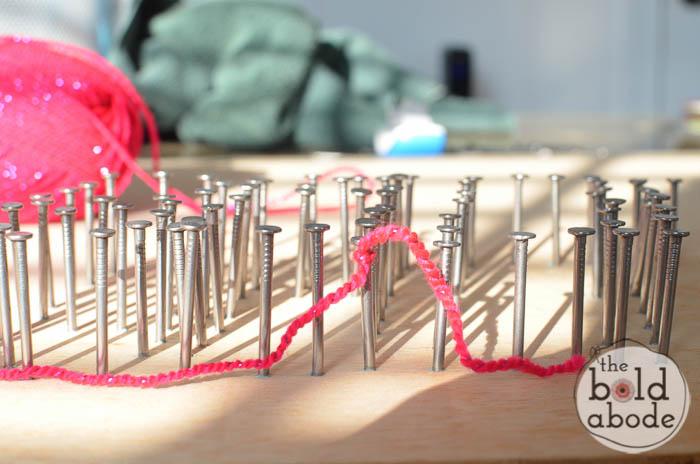 shazam string art-8