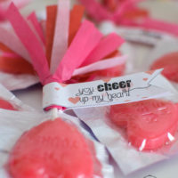 You Cheer Up My Heart Valentine and Printable