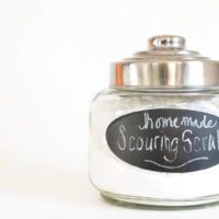 DIY All Natural Scouring Scrub