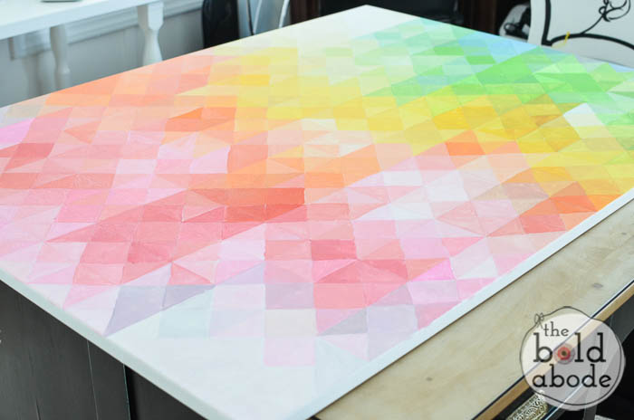 See How To Make Your Own DIY Pixel Wall Art With Theboldabode.com. What Part 85