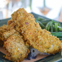 Falafel Chicken Tenders
